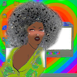 myedit givingcredit afrogirl indiekid melaninbeauty freetoedit