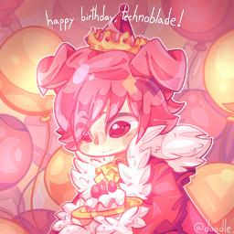 technoblade birthday
