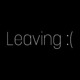 leaving lastpost