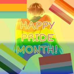 pride genderfluid freetoedit