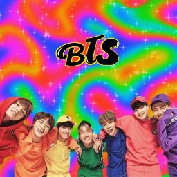 bts pridemonth rainbow lgbtqiaplussupporter lgbtqia lgbtq butter btsbutter imstraightbutsupportlgbtq freetoedit