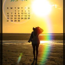 calendar month june beach summertime sunshine swimsuit editbyme stepbystep freetoedit srcjunecalendar2021 junecalendar2021