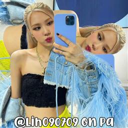 kpop kpopedit blackpink blackpinkedit rosé chaeyoung parkchaeyoung aesthetic aestheticedit indie indiekid