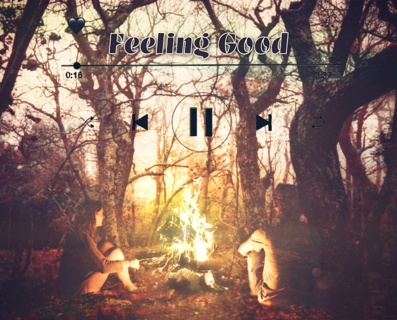 #feelinggood #replaychallange #madewithpicsart #summer #summertime #bonfire #camping #campfire #forest #dodger #lensflare #relaxation #summervibes #woods #trees #relax remixed from @alison124124 @perelandrian @freetoedit