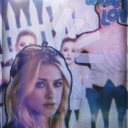 lily reinhart lilyreinhart edit collage collageedit vintagecollage aestheticcollage freetoedit vintage retro aesthetic aesthetics