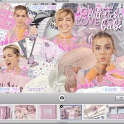 addisonrae happybirthday pink stickerproducer complexedit complexshapeedit aesthetic ilysmmm freetoedit remixit