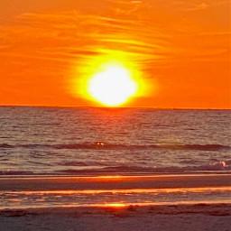 sunny beach sunset pcsunnyweather sunnyweather