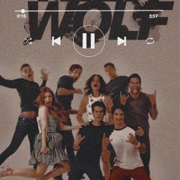 teenwolf teenwolfcast cast goodtimes chic spotify rcfeelinggood feelinggood freetoedit