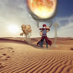 desierto arena gaaradeldesierto freetoedit