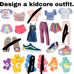 kidcore freetoedit