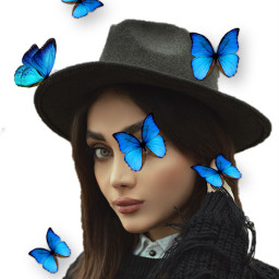 tutorial howto aesthetic profilepic picsart editbyme butterfly aestheticedit freetoedit fotoedit makeawesome madewithpicsart photoedit butterflyeffect