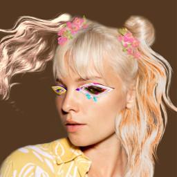 fiteffect hairart brusheffect retouch face blemishfix beautifypicsart srctrendyeyestickers trendyeyestickers freetoedit