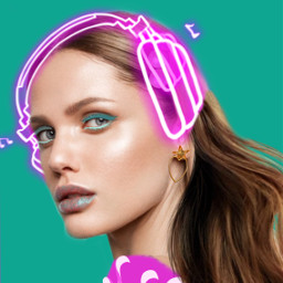 again style accessories srcneonheadphones neonheadphones freetoedit
