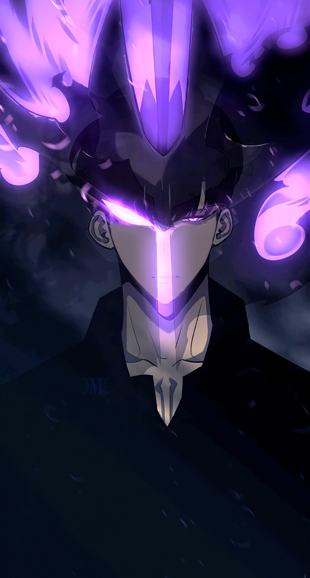 في انتظار الفصل الجديد 💙💫 #sololeveling#webtoon#sungjinwoo##purpleaesthetic  #💜🔥#سولو_ليفلينغ #ويبتون#خلفيه#مانهو#manhaw
