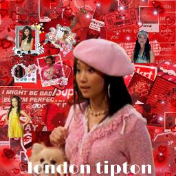 londontipton londontiptonaesthetic aesthetic thesuitelifeofzackandcody thesuitelifeondeck redaesthetic pink red yellowdress yellow likeforlike london londonfashion londonsticker freetoedit