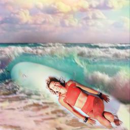 freetoedit summer beach waves fun myedit madewithpicsart ircsurfsup surfsup motioneffect heypicsart