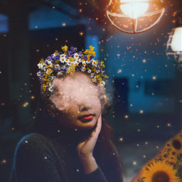 backgrounds psychedelic fireflies lights lamp dreams flowers dream dreamy artisticedit stayinspired vibes heypicsart makeawesome trippy surreal colorful freetoedit unsplash