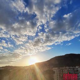 myphoto tramonto riflessi nuvole paesaggio ⛔no paesaggio pcsunnyweather sunnyweather