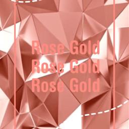 rosegold iloverosegold freetoedit