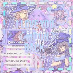 lisa genshinimpact game purple complex complexedit freetoedit