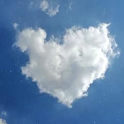 freetoedit cloud blueandwhite sky