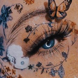freetoedit eye makeup beautiful edit✨🔥💫 edit