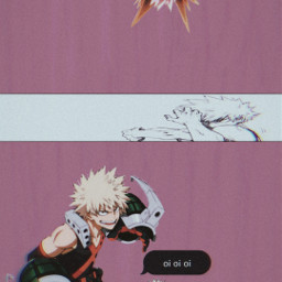 bakugou_katsuki anime deku mhawallpaper freetoedit