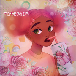 challenge girl pink beautiful freetoedit ircdesignthecan designthecan