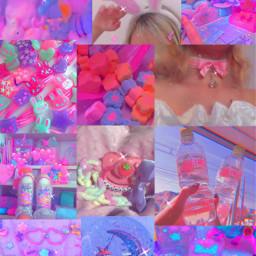 freetoedit kawaii pink kawaiipink aesthetic collage collagebackgroround madewithpicsart makeawesome indiekid indiekidaesthetic cute colorful
