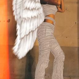 freetoedit remix remixit heypicsart myedit replay replayedit white angel korean koreangirl girl kpop