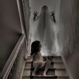 darkart imaginaryfriend paranormal