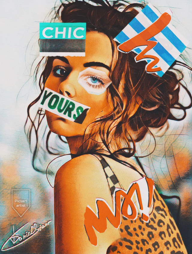 #papercollage #replaychallenge #madewithpicsart #fashiongirl #film3 #dodger #beautifulgirl #replay Remixed from @shillihas