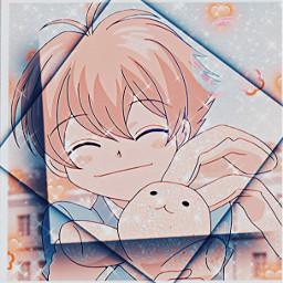 freetoedit anime oraunhighschoolhostclub edit picsart