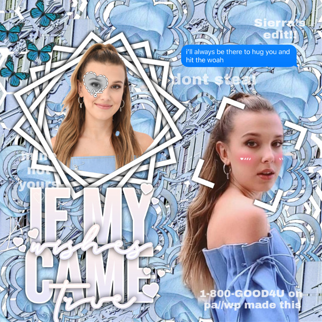 millie bobby brown edit :) ((@-clxudy-crazyliv )) ♡tag list♡ @-hmuhansen ( ayeeee bestieeee ) @bbypqrtridge ( the ex housewife ) @brexkey ( my lil sis ♡ ) @suri_aysa  @rock_lover_333  🌻 if you want to be added 💫 if you changed your user 🍋 if you want to be removed  ♡hashtags♡ #milliebobbybrown #milliebbrown #milliebobbybrownedit #mills #milliebb #mbb #mbbedit #florencebymills #milliebobbybrownedits #milliestrangerthings #milliebobbybrownaesthetic #strangerthingsedit #strangerthings #strangerthings4 #edit #fanedit #collage #collageedit #-clxudy-crazylivcontest