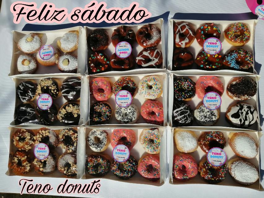 #teno #love#curico #santiago#donutsartesanal #donuts#postrescurico #donuts #postrescurico