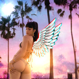 lexypanterra celebrity bigbooty thicc beatifullgirl fantasy wings twerk youtuber famous sexywoman longhair beach beauty nasty angel perfectbody transparent sunset edited freetoedit