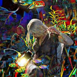 myedit la fantasy magiceffect challenge freetoedit ircthemagiclamp themagiclamp