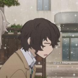 freetoedit anime bungoustraydogs animeboy dazaiosamu dazai animeedit cute like