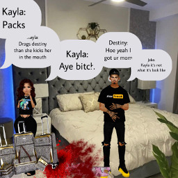 jake cheat on kayla with destiny freetoedit