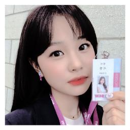 jihan hanjihyo weeekly kpop girl ulzzang filter edit aesthetic dark blue light soft