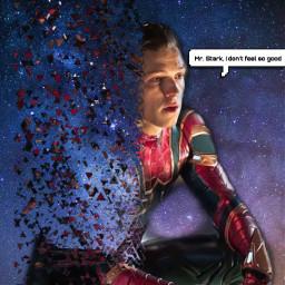 tomholland avengersinfinitywar freetoedit