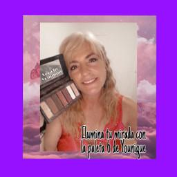 maquillaje@verabyyounique eyeshadow shadowpalette freetoedit maquillaje