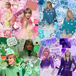 taylorswift ts 13 edit complex complexedit stickers tayloralisonswift pink pinkaesthetic purple purpleaesthetic green greenaesthetic blue blueaesthetic multiaesthetic complextaylorswift loml idk freetoedit