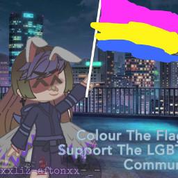 freetoedit e pansexualflag