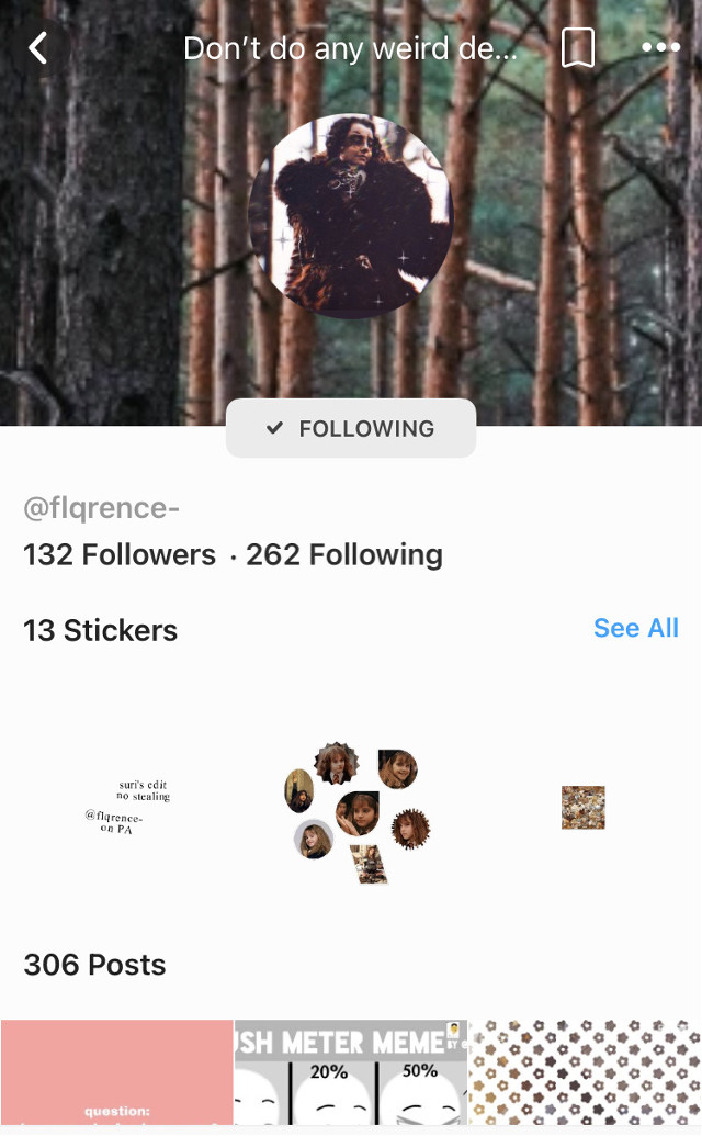 """Go follow @flqrence- !  ꧁𝙶𝚞𝚎𝚜𝚜 𝚠𝚑𝚊𝚝 𝚖𝚘𝚗𝚝𝚑 𝚒𝚝 𝚒𝚜.꧂  ꧁𝙸𝚝'𝚜 𝚙𝚛𝚒𝚍𝚎 𝚖𝚘𝚗𝚝𝚑!꧂  ꧁𝙳𝚒𝚍 𝚢𝚘𝚞 𝚐𝚞𝚎𝚜𝚜 𝚒𝚝?꧂  ꧁𝙻𝚎𝚝'𝚜 𝚜𝚎𝚎 𝚠𝚑𝚊𝚝'𝚜 𝚐𝚘𝚒𝚗𝚐 𝚘𝚗...꧂  ꧁𝚃𝚘𝚍𝚊𝚢 𝚒𝚜 𝚍𝚎𝚍𝚒𝚌𝚊𝚝𝚎𝚍 𝚝𝚘... 𝚊𝚐𝚎𝚗𝚍𝚎𝚛 𝚙𝚎𝚘𝚙𝚕𝚎!꧂  ❤️ - 𝚎𝚍𝚒𝚝/𝚙𝚘𝚜𝚝 𝚗𝚊𝚖𝚎: Shoutout! 🧡 - 𝚠𝚑𝚊𝚝 𝚒𝚝'𝚜 𝚊𝚋𝚘𝚞𝚝: shoutout for @flqrence-  💛 - 𝚝𝚒𝚖𝚎 𝚝𝚊𝚔𝚎𝚗: - 💚 - 𝚍𝚊𝚝𝚎: June 15 💙 - 𝚖𝚘𝚘𝚍: - 💜 - 𝚠𝚎𝚊𝚝𝚑𝚎𝚛: -  ꧁𝙻𝚎𝚝'𝚜 𝚜𝚎𝚎 𝚠𝚑𝚘'𝚜 𝚌𝚎𝚕𝚎𝚋𝚛𝚊𝚝𝚒𝚗𝚐 𝚙𝚛𝚒𝚍𝚎...꧂  ❤️ @carrots_28 (𝟷𝚜𝚝 𝚏𝚘𝚕𝚕𝚘𝚠𝚎𝚛!) 🧡 @stylestomlinson928 💛 @arianabutera34 💚 @mayorviolet 💙 @awhscph- 💜 @tpwk905 ❤️ @arianator_4life 🧡 @gorgeoussadie 💛 @ikbenmayloves1D 💚 @harry_styles_cute 💙 @londonisuhquitebig 💜 @hamiltonhehe ❤️ @melanies_gorl 🧡 @1d_my_flickerofhope 💛 @onedirectionlarry28 💚 @omq_pres 💙 @lqrrystyles- 💜 @panicsinpan- ❤️ @tpwk_ellie 🧡 @18monthsequals5years 💛 @robinboffical - ⚢ⓇⓄⒷⒾⓃ⚢ 💚 @sjr91 💙 @audrey_lovegood - 𝚟𝚒𝚘𝚕𝚎𝚝 𝚎𝚟𝚒𝚎 🍎💙 💜 @1d_tpwk_ ❤️ @scoops_ahoy83 - 𝙿𝚛𝚎𝚜𝚒𝚍𝚎𝚗𝚝 𝚘𝚏 𝚝𝚑𝚎 𝙰𝚅 𝙲𝚕𝚞𝚋 🧡 @flqrence- 💛 @bahaha235 💚 @kenzeditor1007 - 🥰 𝚜𝚠𝚎𝚎𝚝 𝚋𝚞𝚝 𝚙𝚜𝚢𝚌𝚑𝚘 🔪  ꧁𝙲𝚘𝚖𝚖𝚎𝚗𝚝 """"🌈"""" 𝚝𝚘 𝚋𝚎 𝚊𝚍𝚍𝚎𝚍꧂ ꧁𝙲𝚘𝚖𝚖𝚎𝚗𝚝 """"👋🏻🌈"""" 𝚝𝚘 𝚋𝚎 𝚛𝚎𝚖𝚘𝚟𝚎𝚍꧂ ꧁𝙲𝚘𝚖𝚖𝚎𝚗𝚝 """"🌈🤠"""" 𝚝𝚘 𝚑𝚊𝚟𝚎 𝚊 𝚗𝚒𝚌𝚔𝚗𝚊𝚖𝚎꧂ ꧁𝙲𝚘𝚖𝚖𝚎𝚗𝚝 """"🌈🥑"""" 𝚝𝚘 𝚌𝚑𝚊𝚗𝚐𝚎 𝚢𝚘𝚞𝚛 𝚗𝚒𝚌𝚔𝚗𝚊𝚖𝚎꧂ ꧁𝙲𝚘𝚖𝚖𝚎𝚗𝚝 """"🌈👹"""" 𝚒𝚏 𝚢𝚘𝚞𝚛 @ 𝚑𝚊𝚜 𝚋𝚎𝚎𝚗 𝚌𝚑𝚊𝚗𝚐𝚎𝚍꧂  ꧁𝙼𝚢 𝙰𝚌𝚌𝚘𝚞𝚗𝚝𝚜:꧂  𝚓𝚐𝚋𝚎𝚕𝚜𝚎𝚊𝚜 𝚘𝚗 𝚁𝚘𝚋𝚕𝚘𝚡 @//𝚓𝚐𝚋𝚎𝚕𝚜𝚎𝚊𝚜 𝚘𝚗 𝙿𝚒𝚗𝚝𝚎𝚛𝚎𝚜𝚝 (𝙸 𝚍𝚘𝚗'𝚝 𝚞𝚜𝚎 𝚝𝚑𝚒𝚜 𝚖𝚞𝚌𝚑) @lemultifandomgirl 𝚘𝚗 𝙿𝚒𝚌𝚜𝙰𝚛𝚝 @officialwillbyers 𝚘𝚗 𝙿𝚒𝚌𝚜𝙰𝚛𝚝 (𝚖𝚢 𝚛𝚘𝚕𝚎𝚙𝚕𝚊𝚢 𝚊𝚌𝚌𝚘𝚞𝚗𝚝) @//𝚓𝚐𝚋𝚎𝚕𝚜𝚎𝚊𝚜 𝚘𝚗 𝚆𝚊𝚝𝚝𝚙𝚊𝚍 (𝙸 𝚍𝚘𝚗'𝚝 𝚞𝚜𝚎 𝚒𝚝 𝚊𝚗𝚢𝚖𝚘𝚛𝚎)  ꧁𝙷𝚘𝚠 𝚊𝚋𝚘𝚞𝚝 𝚜𝚘𝚖𝚎 𝚖𝚞𝚜𝚒𝚌...?꧂  🌈 - 𝚜𝚘𝚗𝚐 𝚙𝚕𝚊𝚢𝚒𝚗𝚐: - 🏳️🌈 - 𝚊𝚕𝚋𝚞𝚖 𝚙𝚕𝚊𝚢𝚒𝚗𝚐: - ❤️ - 𝚙𝚕𝚊𝚢𝚕𝚒𝚜𝚝 𝚙𝚕𝚊𝚢𝚒𝚗𝚐: - 🧡 - 𝚏𝚊𝚟𝚘𝚛𝚒𝚝𝚎 𝚜𝚘𝚗𝚐: 𝟷 𝚜𝚝𝚎𝚙 𝚏𝚘𝚛𝚠𝚊𝚛𝚍, 𝟹 𝚜𝚝𝚎𝚙𝚜 𝚋𝚊𝚌𝚔 𝚋𝚢 𝙾𝚕𝚒𝚟𝚒𝚊 𝚁𝚘𝚍𝚛𝚒𝚐𝚘 💛 - 𝚏𝚊𝚟𝚘𝚛𝚒𝚝𝚎 𝚊𝚕𝚋𝚞𝚖: 𝚂𝙾𝚄𝚁 𝚋𝚢 𝙾𝚕𝚒𝚟𝚒𝚊 𝚁𝚘𝚍𝚛𝚒𝚐𝚘 💚 - 𝚊𝚛𝚝𝚒𝚜𝚝𝚜 𝙸 𝚕𝚒𝚔𝚎: 𝙾𝚗𝚎 𝙳𝚒𝚛𝚎𝚌𝚝𝚒𝚘𝚗 (𝟷𝙳), 𝙷𝚊𝚛𝚛𝚢 𝚂𝚝𝚢𝚕𝚎𝚜, 𝙻𝚘𝚞𝚒𝚜 𝚃𝚘𝚖𝚕𝚒𝚗𝚜𝚘𝚗, 𝙽𝚒𝚊𝚕𝚕 𝙷𝚘𝚛𝚊𝚗, 𝙻𝚒𝚊𝚖 𝙿𝚊𝚢𝚗𝚎, 𝙰𝚛𝚒𝚊𝚗𝚊 𝙶𝚛𝚊𝚗𝚍𝚎, 𝙸𝚖𝚊𝚐𝚒𝚗𝚎 𝙳𝚛𝚊𝚐𝚘𝚗𝚜 (𝙸𝙳), 𝙾𝚕𝚒𝚟𝚒𝚊 𝚁𝚘𝚍𝚛𝚒𝚐𝚘, 𝙹𝚘𝚜𝚑𝚞𝚊 𝙱𝚊𝚜𝚜𝚎𝚝𝚝 💙 - 𝚖𝚘𝚜𝚝 𝚙𝚕𝚊𝚢𝚎𝚍 𝚜𝚘𝚗𝚐: 𝚂𝚎𝚌𝚛𝚎𝚝 𝙻𝚘𝚟𝚎 𝚂𝚘𝚗𝚐 𝚋𝚢 𝙻𝚒𝚝𝚝𝚕 𝙼𝚒𝚡 𝚏𝚎𝚊𝚝. 𝙹𝚊𝚜𝚘𝚗 𝙳𝚎𝚛𝚞𝚕𝚘 💜 - 𝚖𝚘𝚜𝚝 𝚙𝚕𝚊𝚢𝚎𝚍 𝚊𝚛𝚝𝚒𝚜𝚝𝚜: 𝙾𝚗𝚎 𝙳𝚒𝚛𝚎𝚌𝚝𝚒𝚘𝚗  ꧁𝚃𝚊𝚐𝚜:꧂  # # # # #shoutout"""