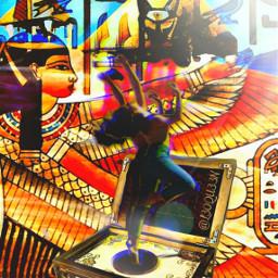 maat pyramid pyramids ufo desert ancientegypt ballerina egypt dancing ircdancinginthedesert dancinginthedesert