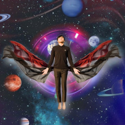 freetoedit surreal myedit levitation levitate planets araceliss madewithpicsart be_creative creativity