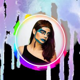 beautifulgirl freetoedit multicolor 🌈 rcpride2021 pride2021