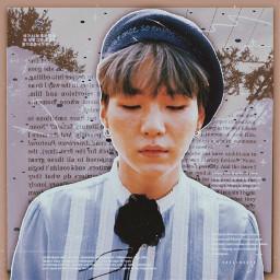 minyoongi yoongi bts bangtanboys btssuga suga btsedit edit kpop kpopidol pastel aesthetic freetoedit replay