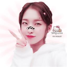 soft boo cute tinw babytalk kaomoji bunny teddymimiw freetoedit